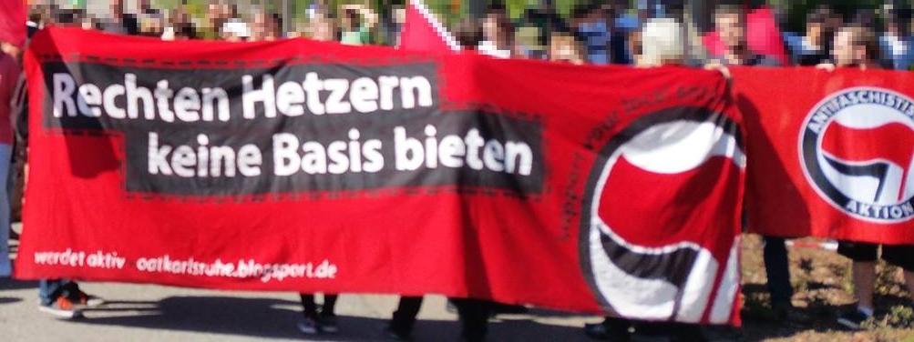 NPD-Aufmarsch am 23.04. in Sinsheim