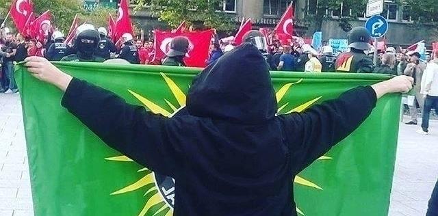 Solidarität mit der kurdischen Freiheitsbewegung