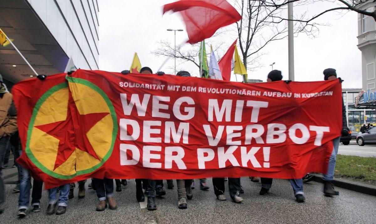 Weg mit dem Verbot der PKK