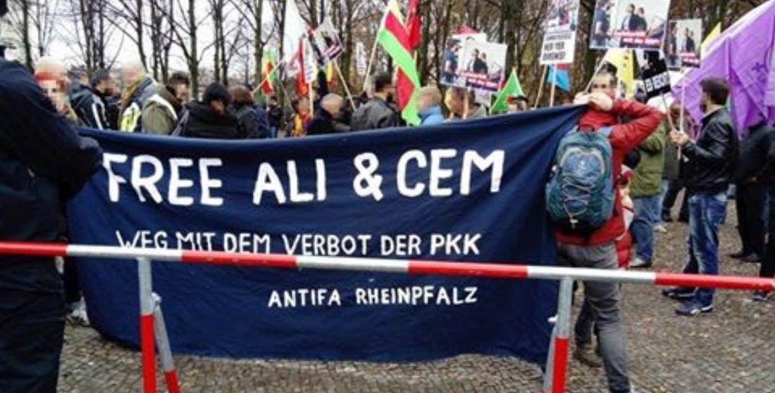 [Berlin] Direkter Protest gegen türkische Faschisten in Berlin