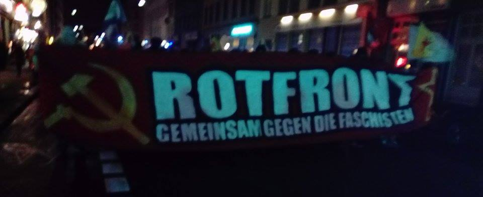 [Berlin] Nach Angriff türkischer Faschisten auf linken Laden – Kämpferische antifaschistische Demo zieht durch Kreuzberg