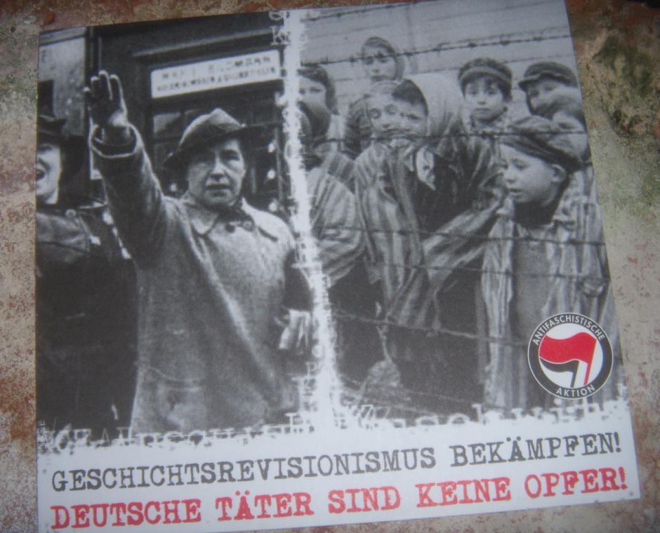 Auf nach Bretzenheim (Nahe) am 25.11. die NS-Verherrlichung stoppen