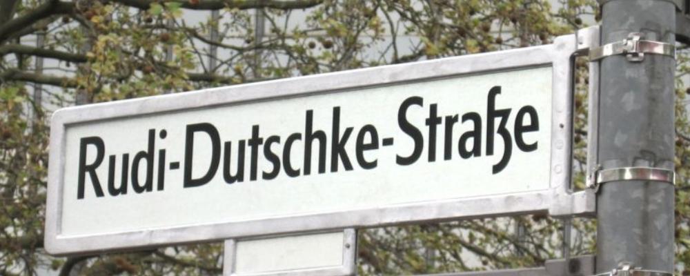 Heute wäre Rudi Dutschke 78 Jahre alt geworden
